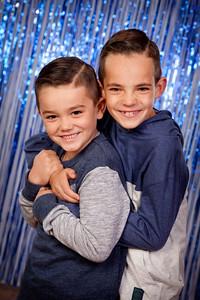 Cole and Luke