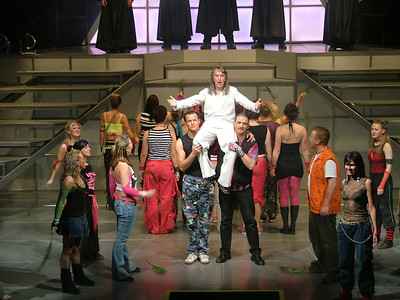 Jesus Christ Superstar (Saturday night) - 27 March 2004
