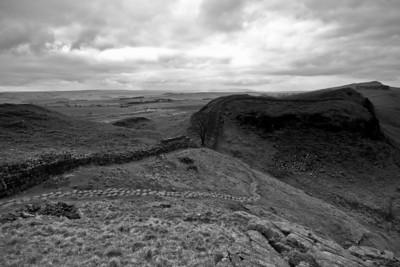 Hadrians Wall - Sycamore Gap