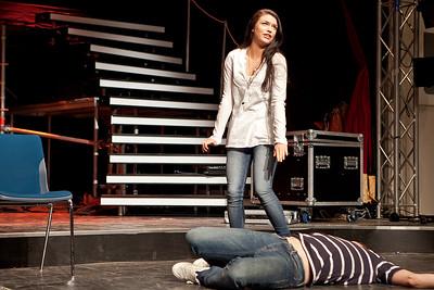 UKErevyen: Amatør! (rehearsal)