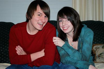 2009-12-20 Christmas at Ken & Deb's