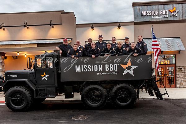 Mission BBQ Mason