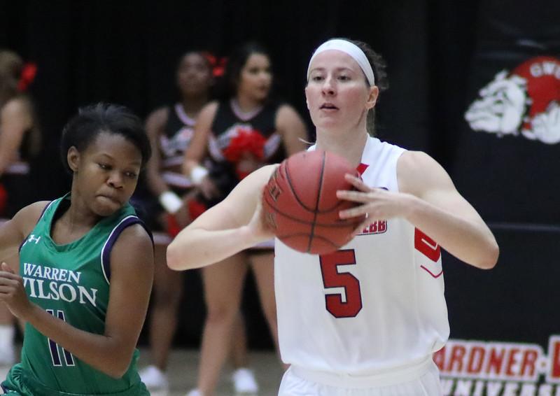 Women's Basketball vs. Warren Wilson