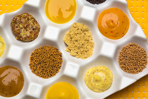 Mustard Product Photos