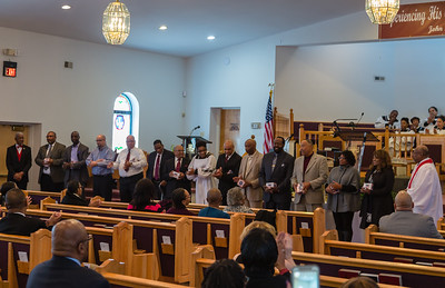 Veterans and Ministries Day  11/11/2018