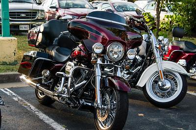 Bike Night Richmond Quaker Steak & Lube  07-16-2014