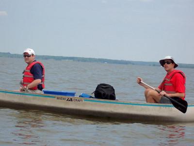Canoe Shakedown 1 2007-05-19