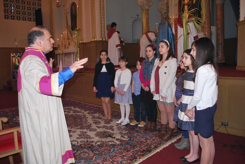 Holy Trinity Church Youth Choir with Dan Teager, Choir Director