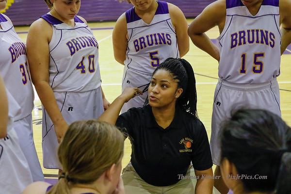 Girls Frosh Basketball v Yorktown 12/12/17