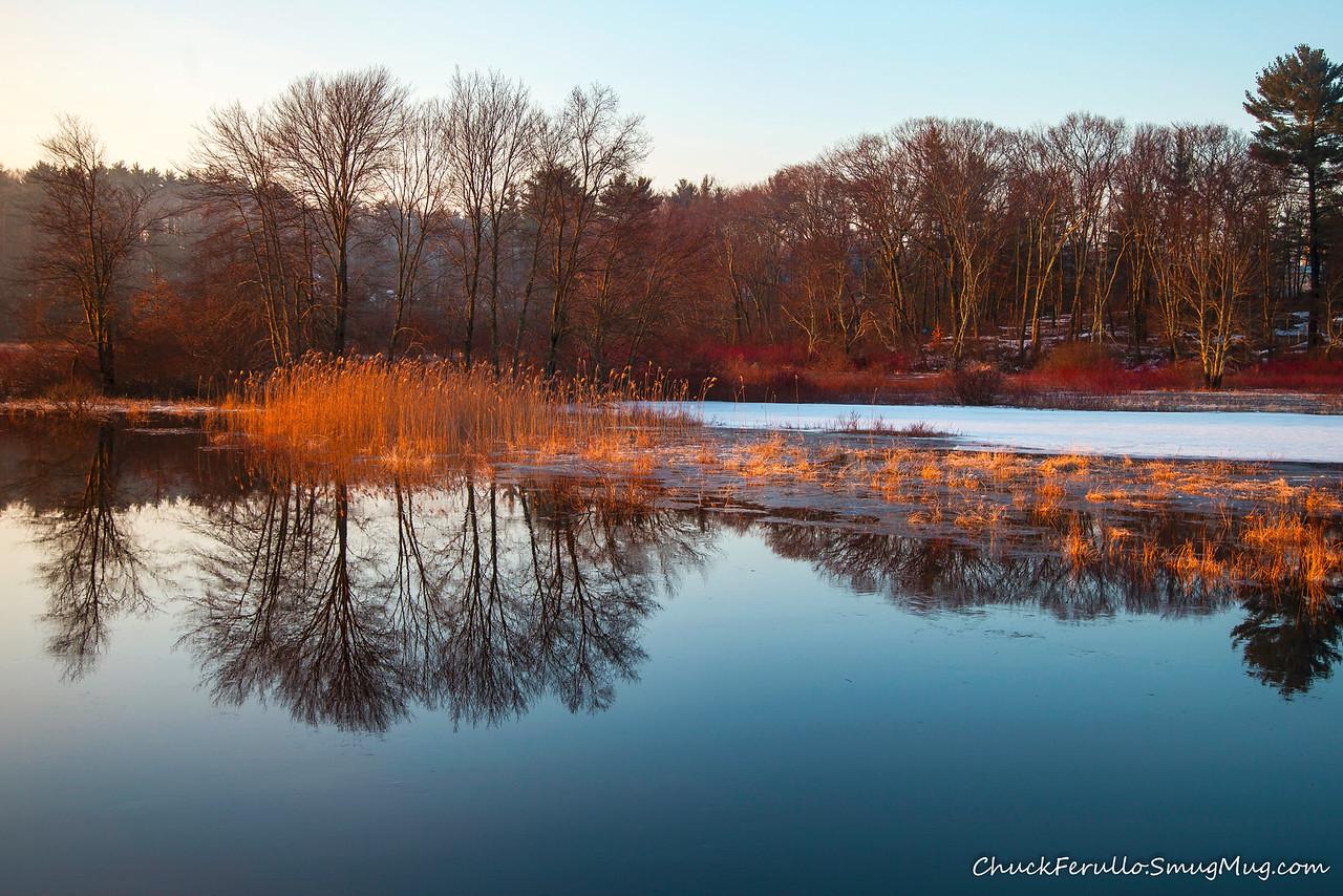 Still Waters, Charles River, Medfield