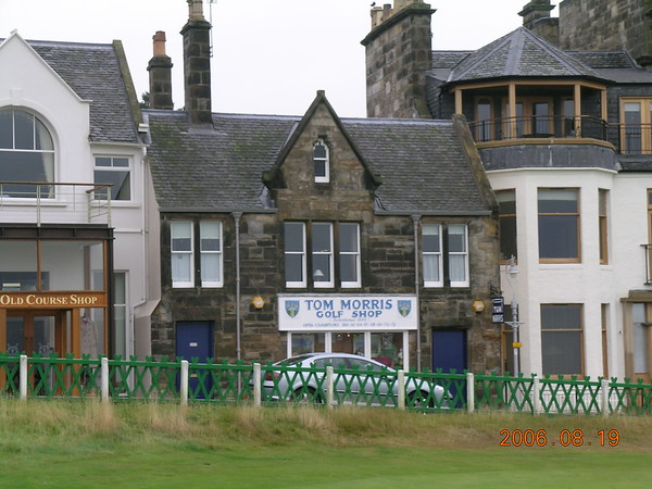 Scotland Golf Trip with Coach Blair