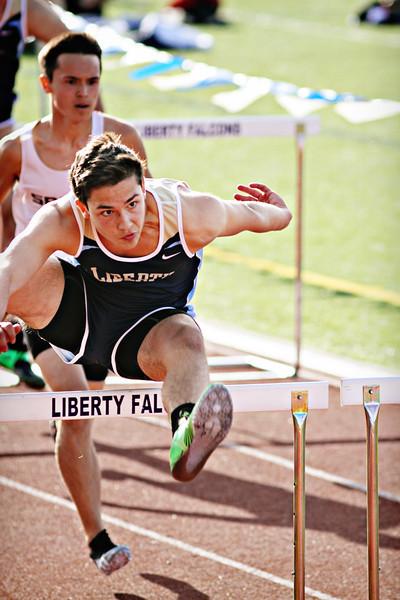 Liberty Track 2013