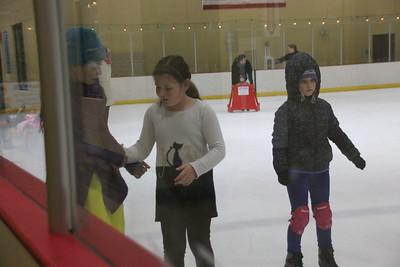 Ice Skating Feb 2017