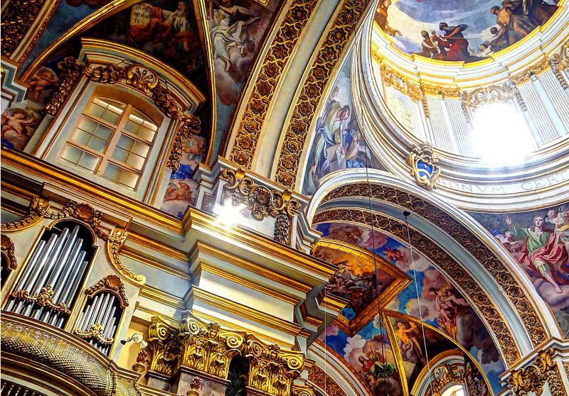 St Paul's Cathedral, Mdina, Malta