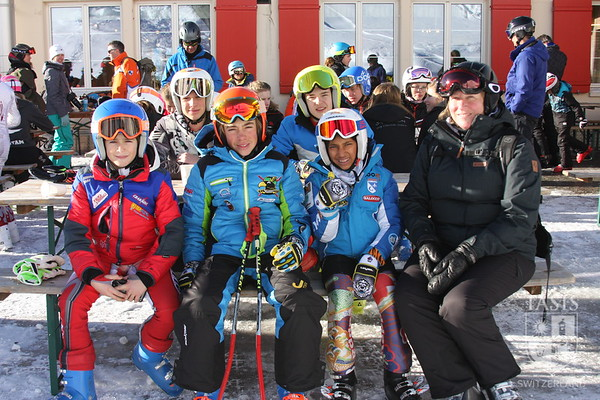 MS/HS ISSL Downhill Skiing Races