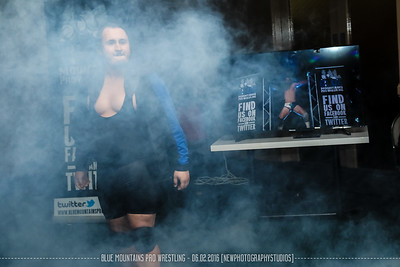 Blue Mountains Pro Wrestling - 06.02.2016