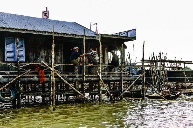 Tonle Sap Dwellings