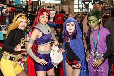 NY Comic Con 2016 Saturday Gallery