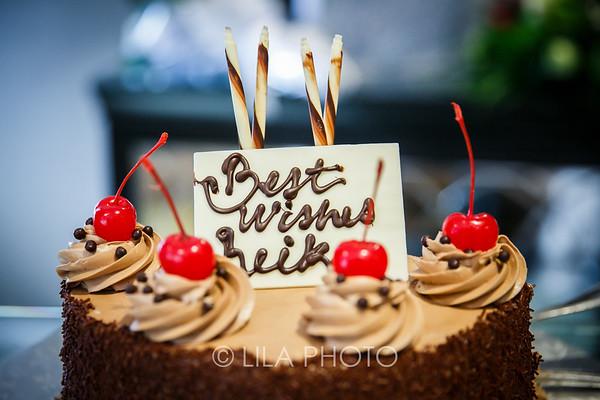 Reiko Retirement Celebration