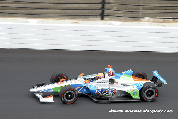 Indianapolis Motor Speedway, 20 May 2019