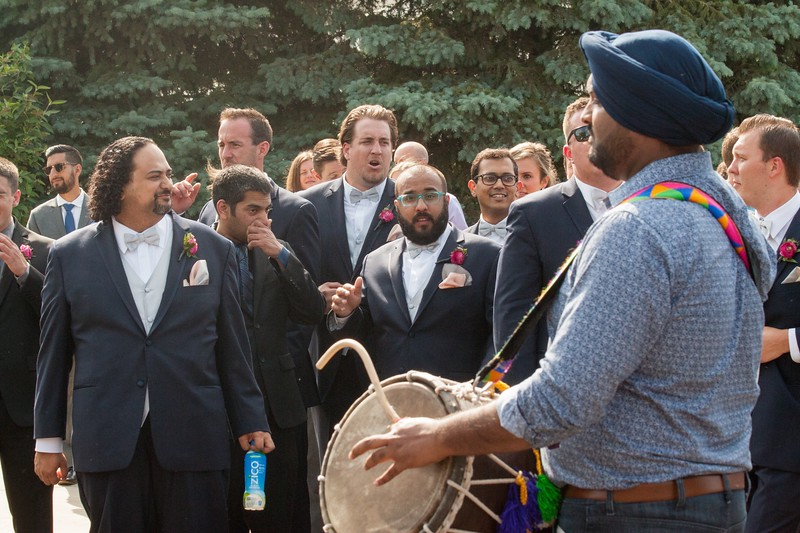 LeCapeWeddings Chicago Photographer - Renu and Ryan - Hilton Oakbrook Hills Indian Wedding - B 84.jpg