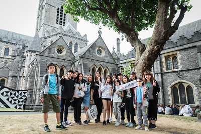 (GSA: Summer camp) Dublinia: Experience Viking and Medieval Dublin