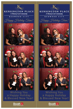 12/17/2016 - Kensington Holiday Party