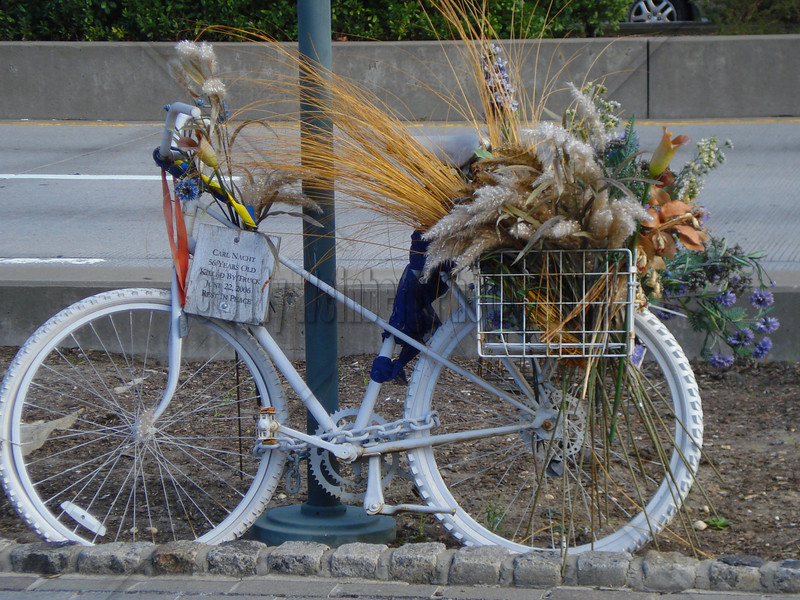 Ghost Bike - Share The Road