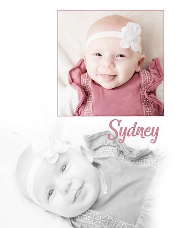 Sydney 3 Months