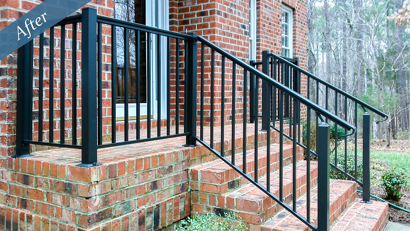 Railings by the AluminumCompany.com