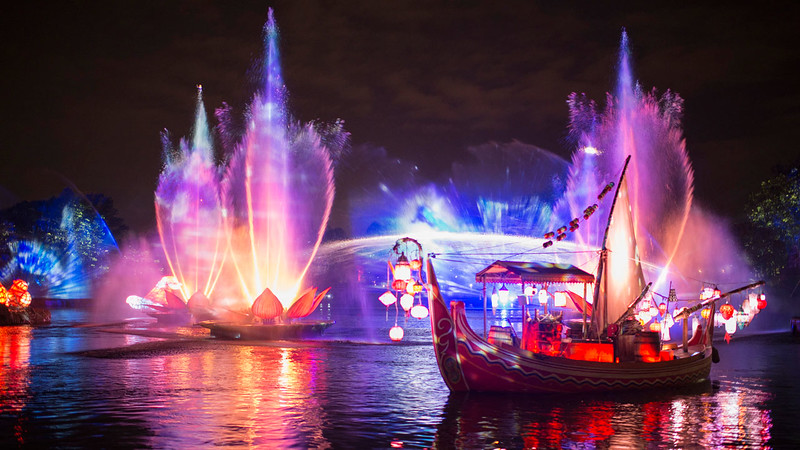RIVERS OF LIGHT nighttime spectacular grand opening delayed, Disney releases new peeks