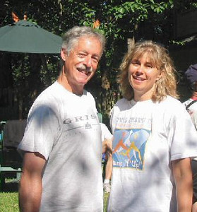 2003 25th Anniversary - John McKay and Brenda Phillips