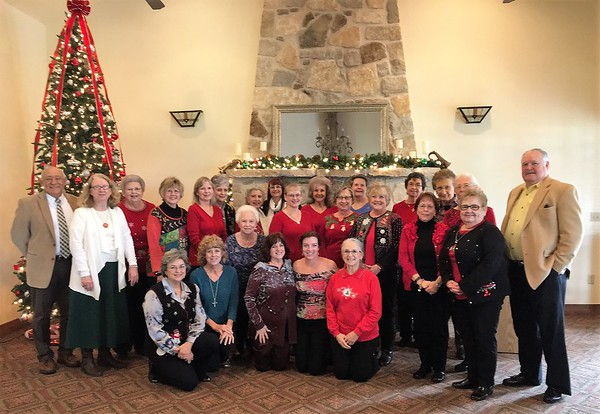 Ministry Christmas Parties 2016