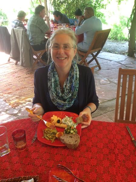 Lunch in Turkey