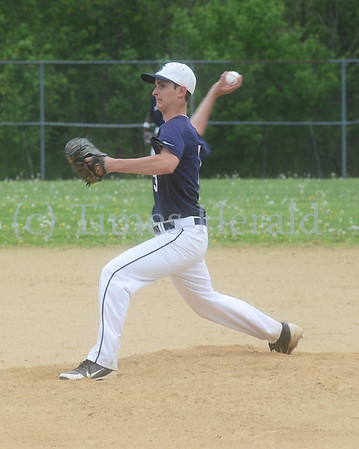 NAHS plays Springfield in Baseball