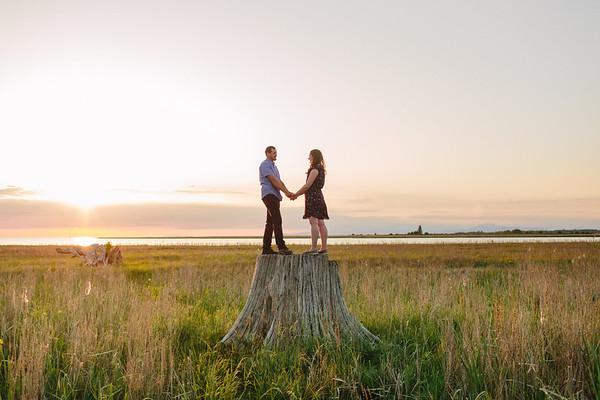Nicole & Reid | Engagement