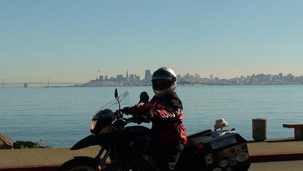 Pacific Coast ride 11-28-2007