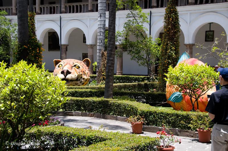 Quito, Ecuador Church & Monastery of San Francisco