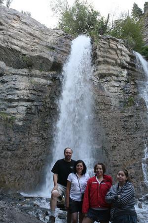 Battle Creek Falls 19 July 2009