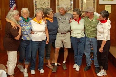 Evans Family Reunion July 2008 Album 2