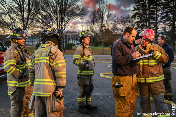 Nova Scotia Firefighters MUB at Middleton Fire Department