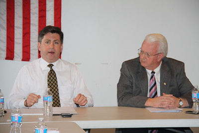 Knowles Business Roundtable Discussion, West Penn Annex, West Penn(2-22-2012)