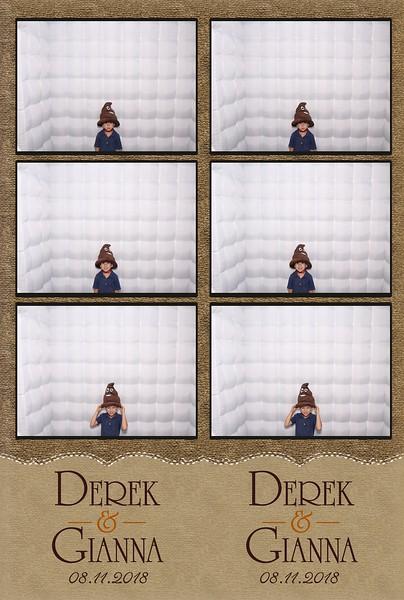 Derek & Gianna's Wedding (08/11/18)