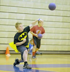 2016 K-Life Dodgeball