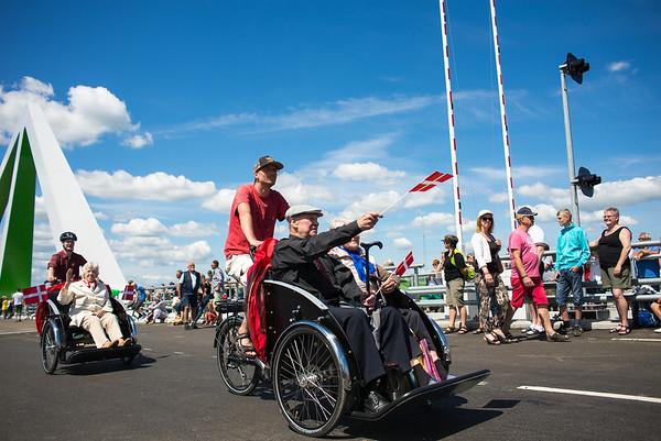 Odins Bro - åbningsfest 15. Juni 2014