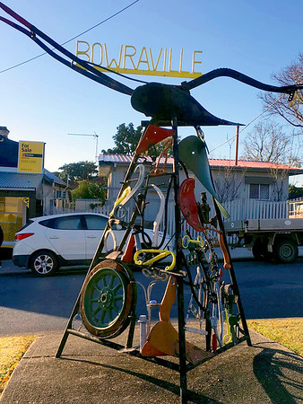Xmas in July at Bowraville 190727