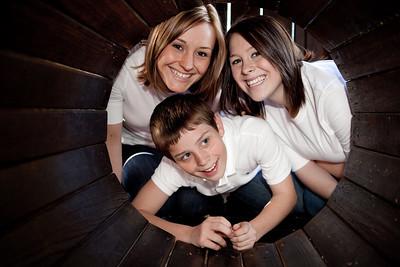 Megan and Siblings