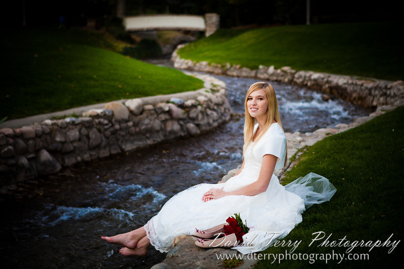 Bridals at Memory Grove by David Terry Photography