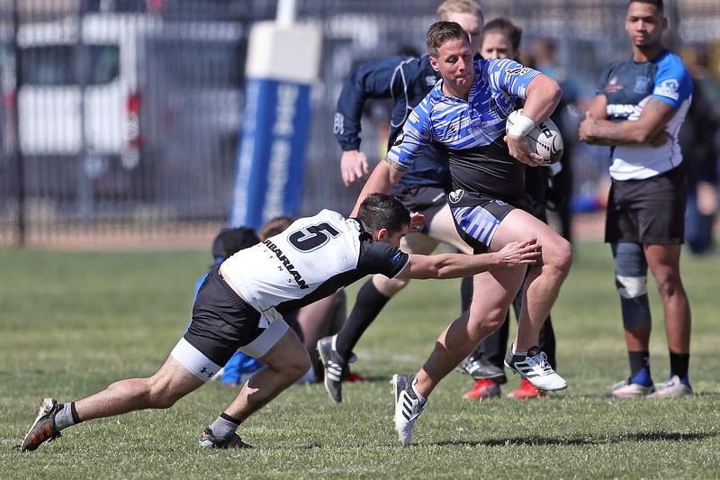 US Air Force Rugby Men Phantoms 2018 Las Vegas Invitational