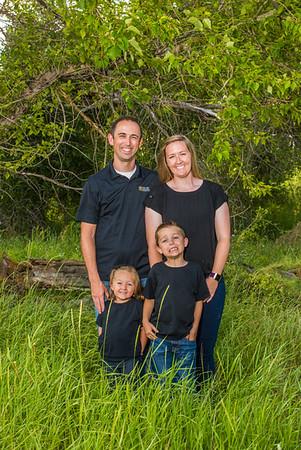 Galene Carter Family 2020